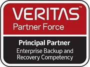 Enterprise Backup Recovery Principal Partner Competency Logo web
