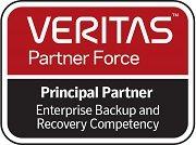 Enterprise Backup Recovery Principal Partner Competency Logo web